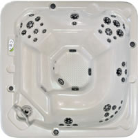 Belize Hot Tub Spa E